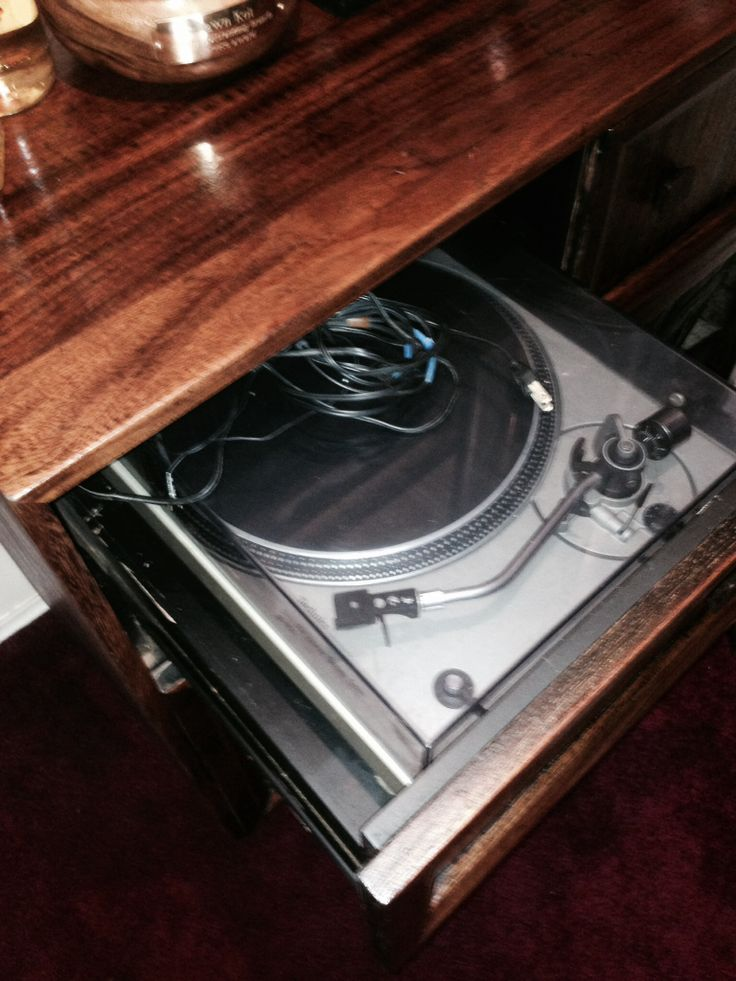1940's Westinghouse record player radio wood cabinet, now with a ...