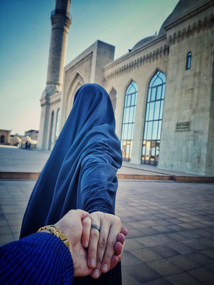 #islam #couple #mosque