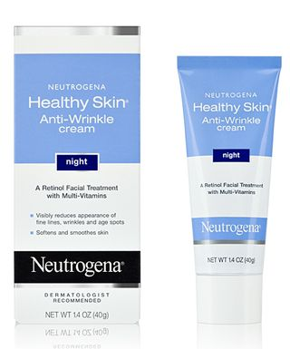 My Must Buy Now List: Neutrogena Healthy Skin Anti Wrinkle Cream. For me: Great for undereye dark circles and other pigmentation