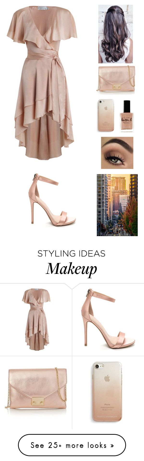 """""""Untitled #943"""" by france247 on Polyvore featuring Zimmermann, Loeffler Randall, Rebecca Minkoff and Lauren B. Beauty"""