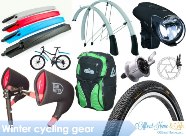 Winter cycling gear 2: Keep pedaling through the winter with these items