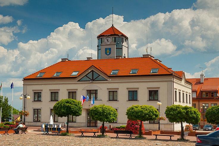 Ratusz miejski w Serocku