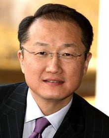 Korean-American doctor Jim Yong Kim holds an MD as well as a PhD in anthropology from Harvard, is an expert in MDR-TB, and while working with impoverished patients as a co-founder of global health org. Partners in Health, served as president of Dartmouth College from 2009-2012.  Named a MacArthur Fellow in 2003, he is currently serving as president of the World Bank. #rolemodels #globalhealth #leadership #heroes