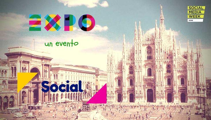 #Expo2015: un evento Social. I numeri e l'intervista a Giacomo Biraghi.  #social #SMWRME #SMM