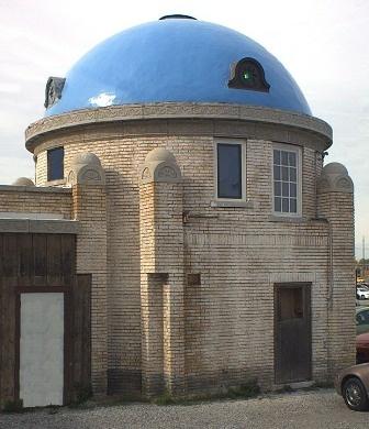 Blue Dome, Tulsa, Oklahoma