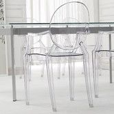 Found it at Wayfair - Louis Ghost Chair 1,800$ for 4 chairs wayfair.com