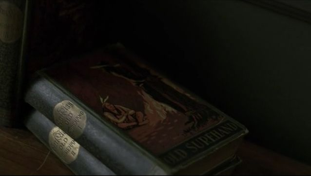 "Old Surehand, by Karl May - Boardwalk Empire Season 4 Episode 5 - ""Erlkonig"": Boardwalk Empire, Empire Seasons, Empire Books"