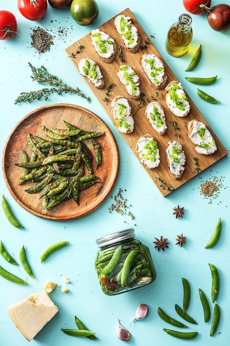 how to cook sugar snap peas-recipes-HelloFresh