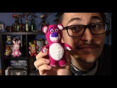 oso Lotso - Toy Story - crochet - YouTube