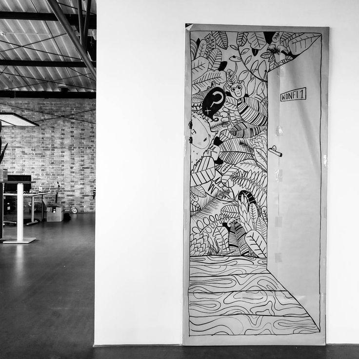 appcom office | meetingroom | sketching | duesseldorf