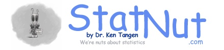 We're Nuts About Statistics
