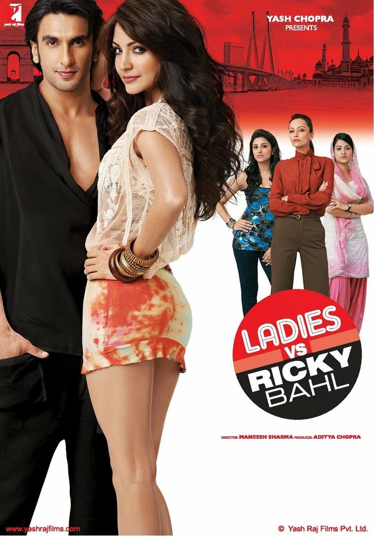 Ladies vs. Ricky Bahl. A romantic comedy! When a con cons a con - they fall in love!