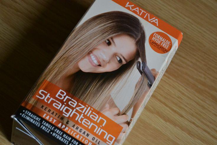 Recensione: Trattamento stiratura brasiliana KATIVA