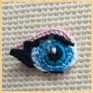 amigurumi bebek göz yapımı anlatımlı ile ilgili görsel sonucu