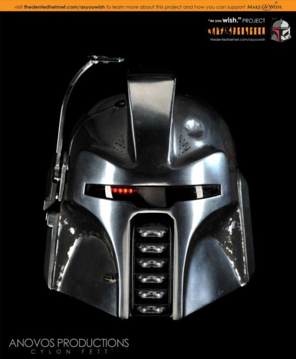 Boba Fett #motorcycle helmet