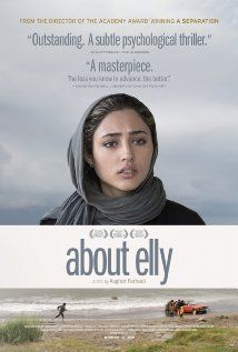 About Elly (2009) 119 min | Drama, Mystery | 6 June 2009 (Iran) Ratings: 8.2/10 from 19,215 users Metascore: 87/100 Reviews: 33 user | 82 critic | 27 from Metacritic.com The mysterious disappearance of a kindergarten teacher during a picnic in the north of Iran is followed by a series of misadventures for her follow travelers. Director: Asghar Farhadi