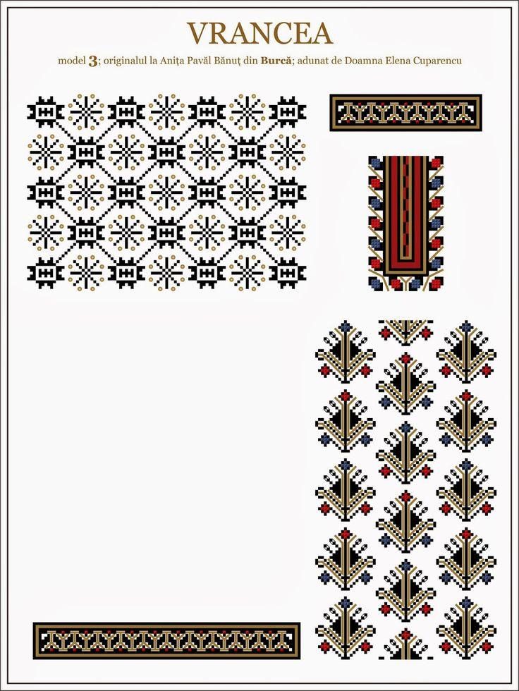 Semne Cusute: iie de Vrancea, MOLDOVA