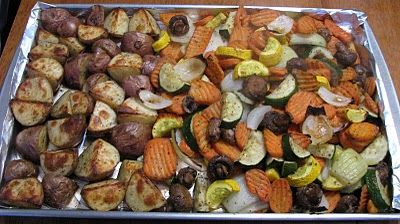 Roasted VegetablesCarrie'S Cooking, Side Dishes, Healthy Bagels, Vegetables Medley, Name, Mary'S Roasted, Roasted Vegetables, Healthy Recipe, Roasted Veggies