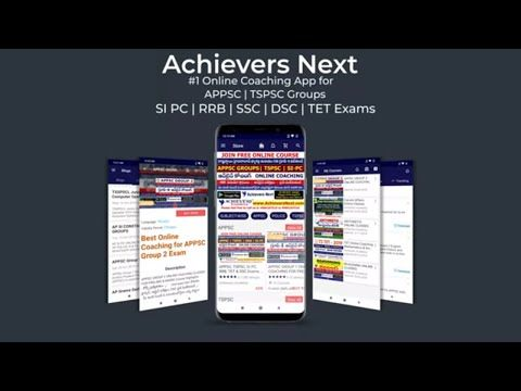 Download Achievers Academy App Best Online Coaching for