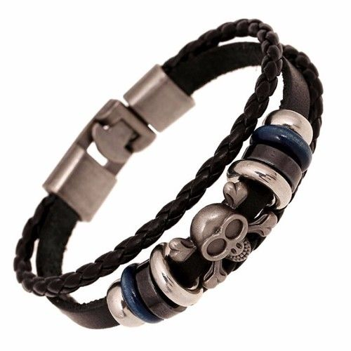 Vintage Leather Bracelet. Starting at $8