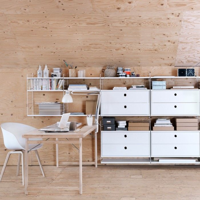 objects of design string shelving