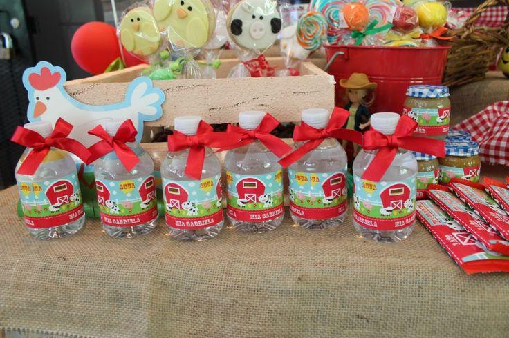 cumple granja on Pinterest   Barnyard Party, Fiestas and Farm Party