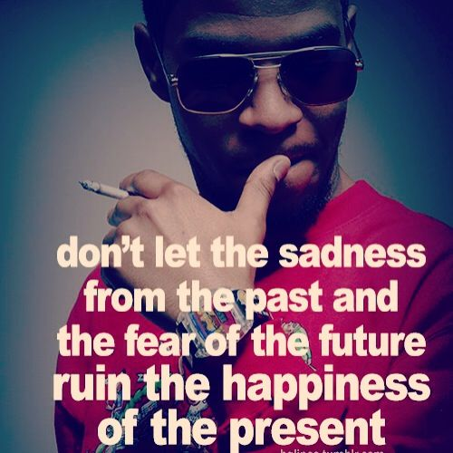 This is so true. You can't dwell on the past, the past will only eat you alive. Forget and move on.