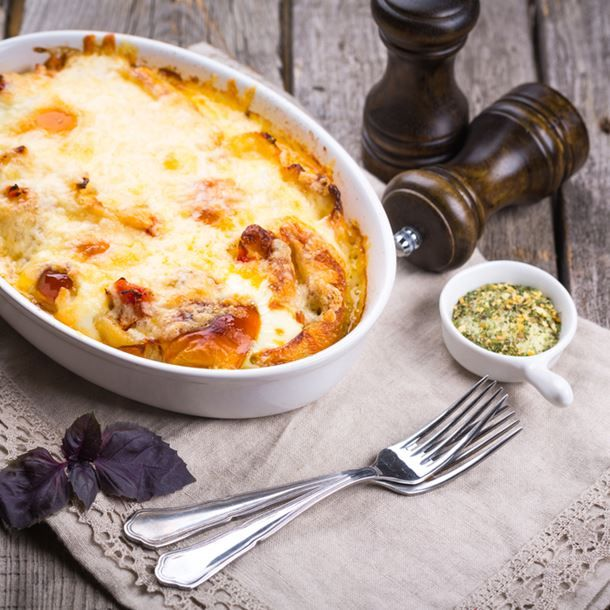 Les 87 meilleures images du tableau gratin sur pinterest - Cuisiner du jambon blanc ...