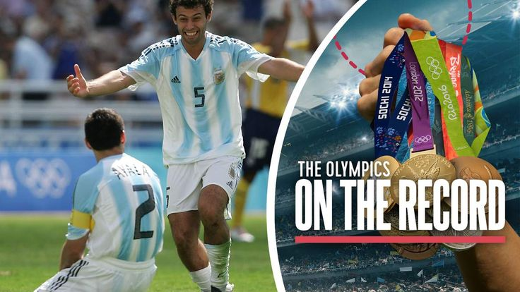 Argentina Score Football Perfection in Athens | Olympic Channel