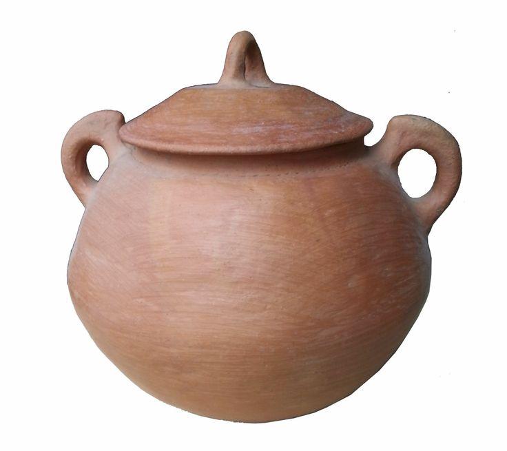 Olla de barro el quarda o el tanjir son ollas de mayor o menor tama o que participan en la - Hoya de cocina ...