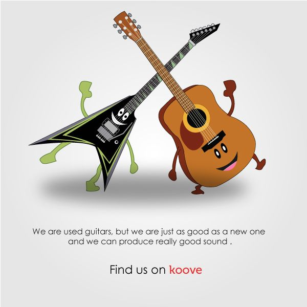 Let the music flow ! Find them on Koove !