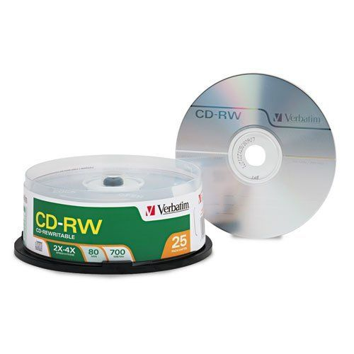 How to rewrite a cd-rw disc