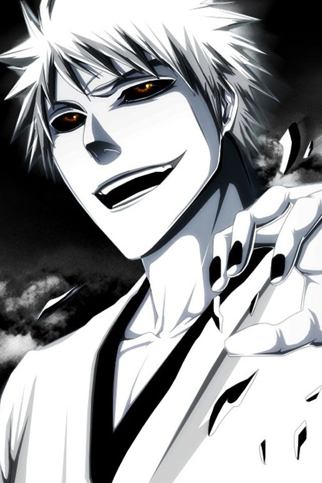 Hollow Ichigo/hichigo