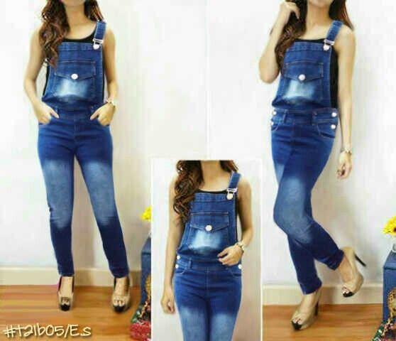 #grosiroverall WEARPACK BUTTON, bahan jeans washed (tebal n lembut) harga 120k www.ramailancar.com www.facebook.com/tokobajurajutmurah 0857 2212 6318 #busanamuslim #grosirsweater #grosirjaket #jaketfleece #jaketcouple #bajuanak #bajurajut #grosirbajumurah #swaterrajut #pakaianmurah #jaketmurah #skirt #pants