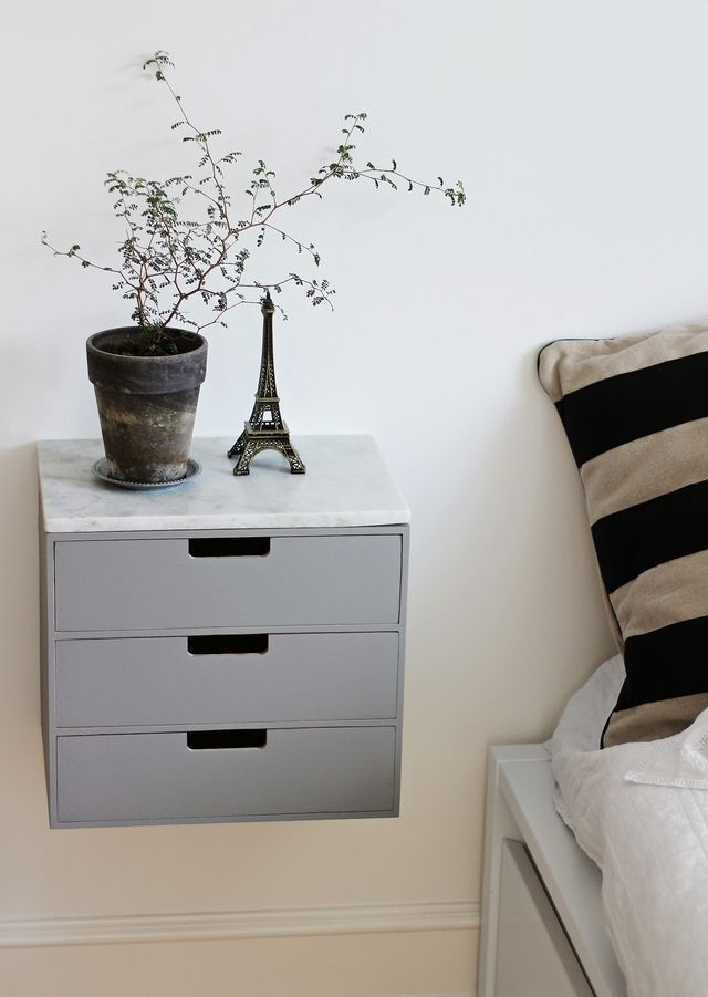 DIY bedside table | Passions for Fashion | Bloglovin'