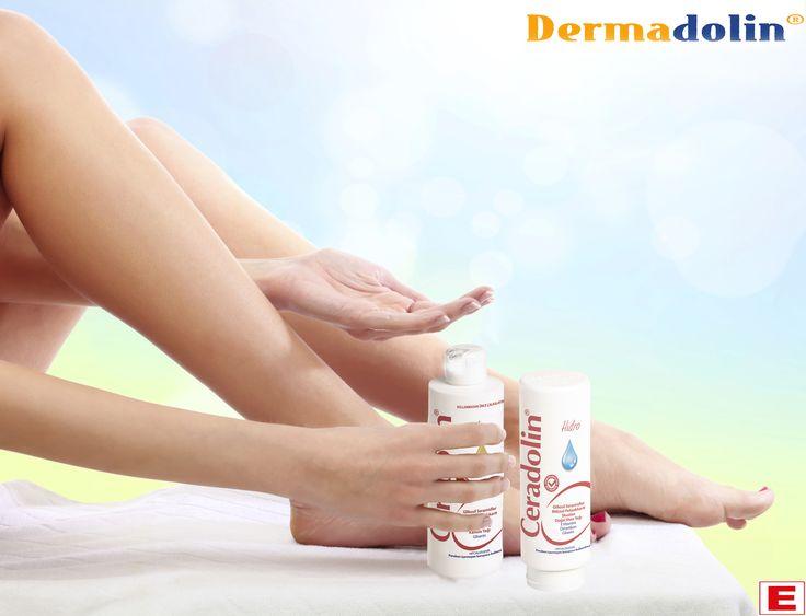 Kortizonsuz Ceradolin hidro ve lipo losyonlar ekzema ve deri çatlaklarında nemlendirici olarak kullanılır. www.Dermadolin.com.tr