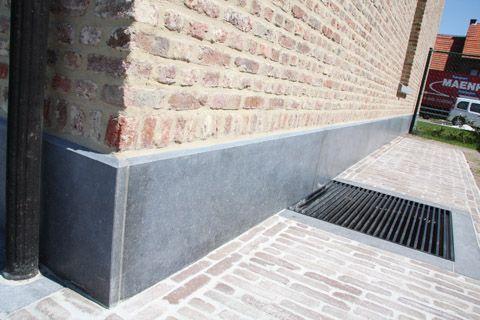 MG: iets laten gebeuren in de muur tegen saaiheid kan ook klein zijn