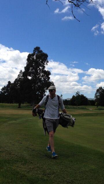 Meet NSR golf star from NZ, Zach Norton!