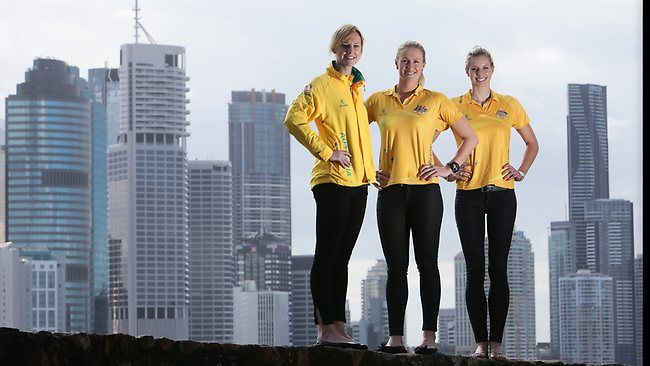 Three Firebirds make the Australian Diamonds squad