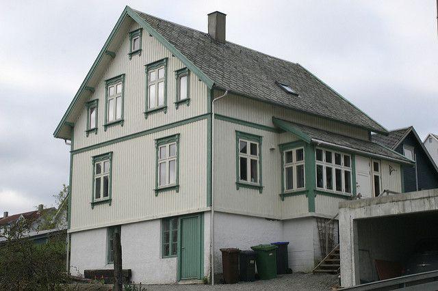 Sveitserhus farger - artikkel med eksemepelbilder