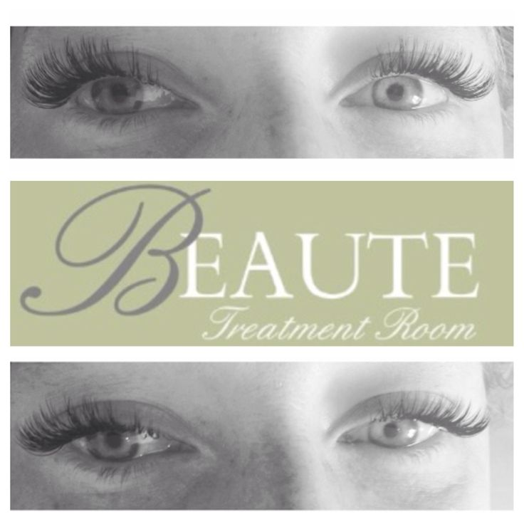 Eyelash extentions  Mink  BEAUTE room