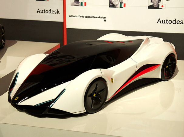 17 Best Images About Ferrari Concept Cars On Pinterest