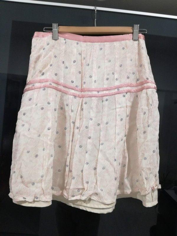 roztomila letni sukne s aplikace