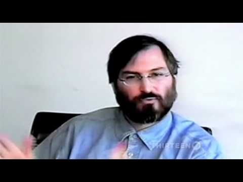 Interesting site with insightful interview of Steve Jobs - great for kids to see.