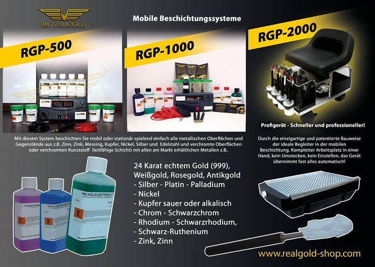Mobile Galvanik Anlagen , Vergolden - verchromen - versilbern etc. whatsapp 004917610203918
