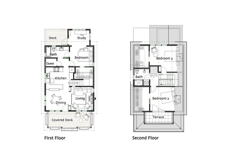 282 best Cottage Plan favs images on Pinterest Small house plans