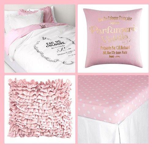 Bildresultat för rosa sängkläder