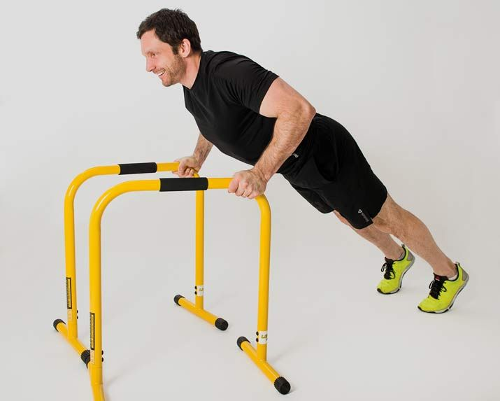 Lebert Equalizer Total Body Strengthener Strength Workout Total Body Home Gym