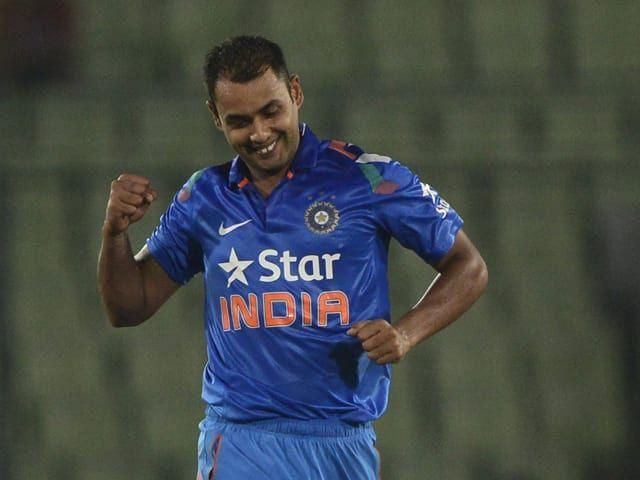 India's best ODI bowling figures were registered by Stuart Binny ...