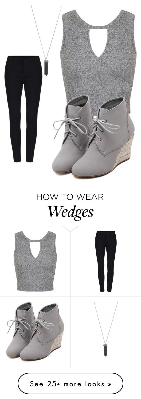 """Untitled #579"" by jaimie-lynn-1 on Polyvore featuring Miss Selfridge, WithChic, Karen Kane, women's clothing, women, female, woman, misses and juniors"